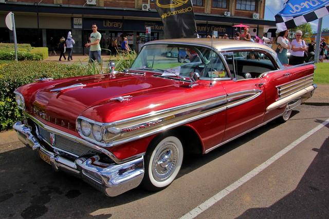 1958 Oldsmobile Ninety Eight Holiday Hardtop Sedan