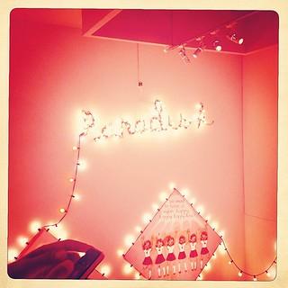 #kiasma #katjatukiainen #art #lights #pink