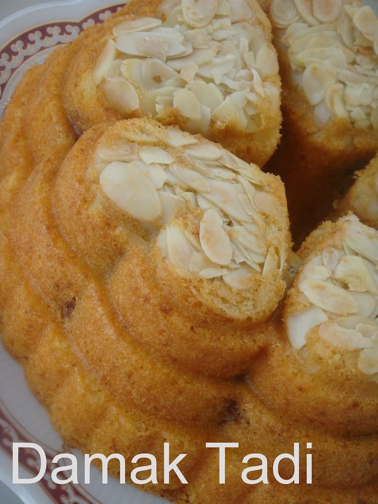 Apfel Nusskuchen / Fındıklı Elmalı Kek