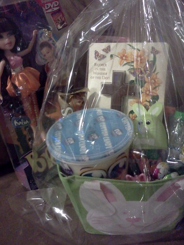 Breanns Easter Basket 2012