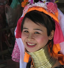 Thailand - Long-neck Karen