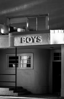 Boys Entry