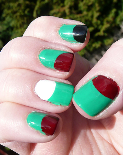 snooker nails 2012 2