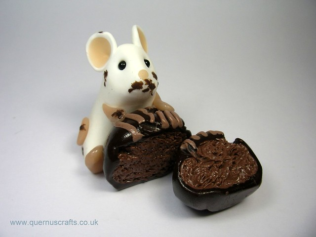 Messy Chocolate Mouse | Flickr - Photo Sharing!