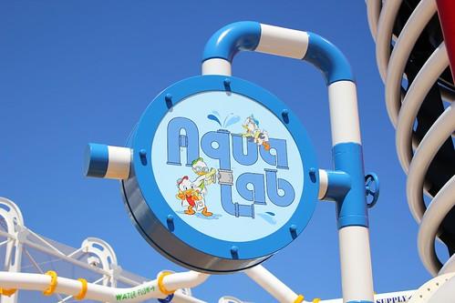 AquaLab - Disney Fantasy