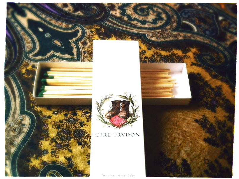 cire trudon matches