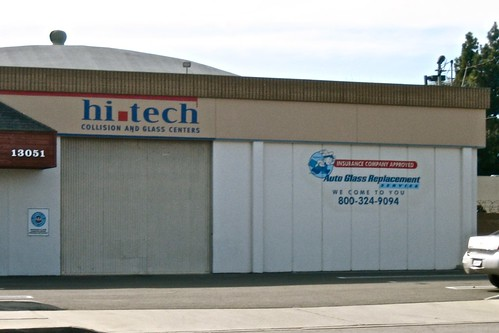 Hi-Tech Collision - Garden Grove Paint Graphics