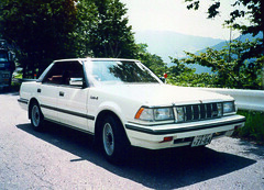 1983-1987 TOYOTA CROWN