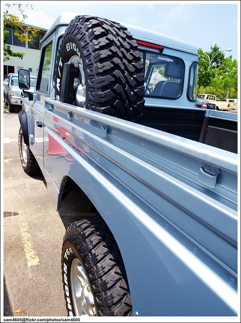 Land Rover Defender 110 Single Cab