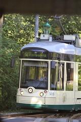 Pöstlingbergbahn Flexity Outlook 503 (Bombardier 2009) Hagen
