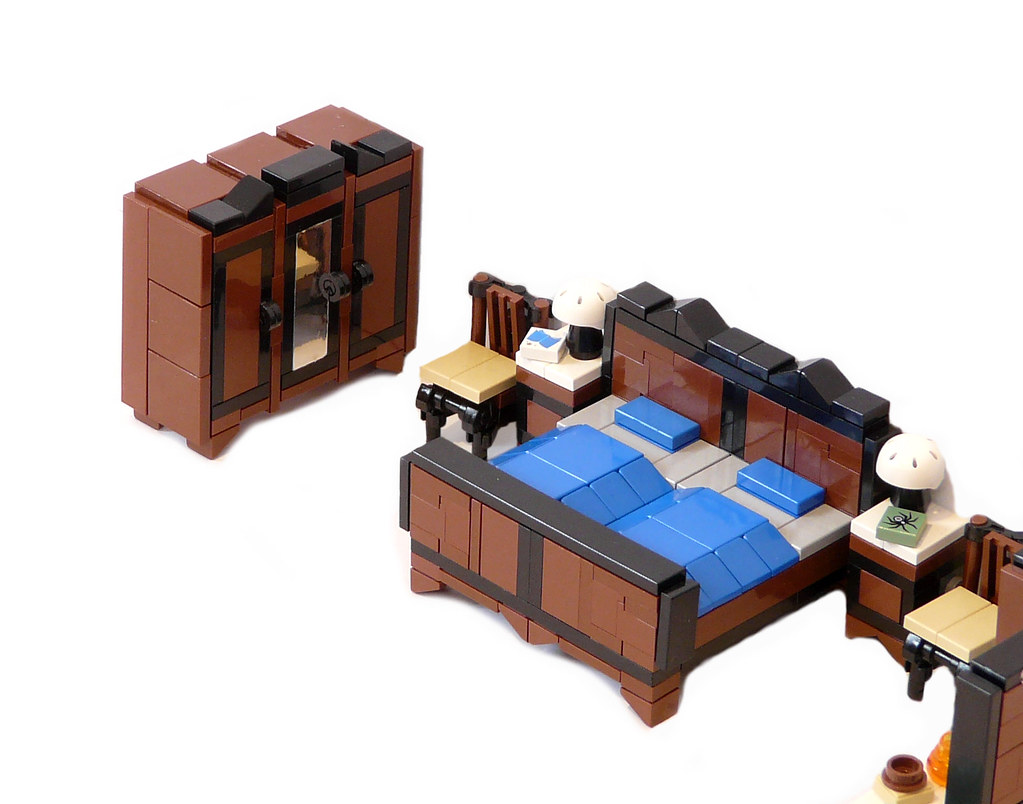 LEGO Furniture For Your LEGO House All About The Bricks