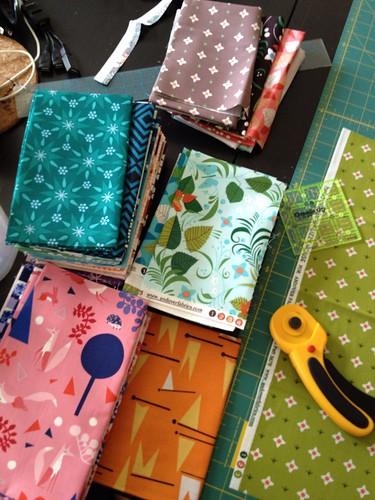 Lizzy House Fabrics