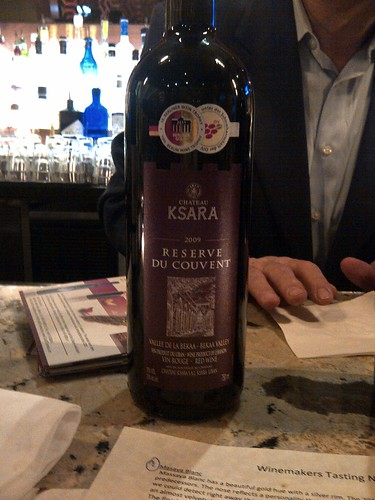 Chateau Ksara Reserve Bottle