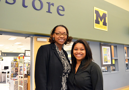 Student Credits Volunteer Program for Helping Her Achieve Scholarship