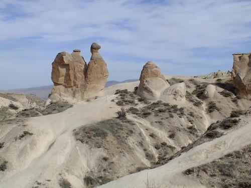 Dervent, Capadocia, Turquía