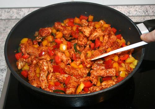 26 - kurz braten lassen / roast gently
