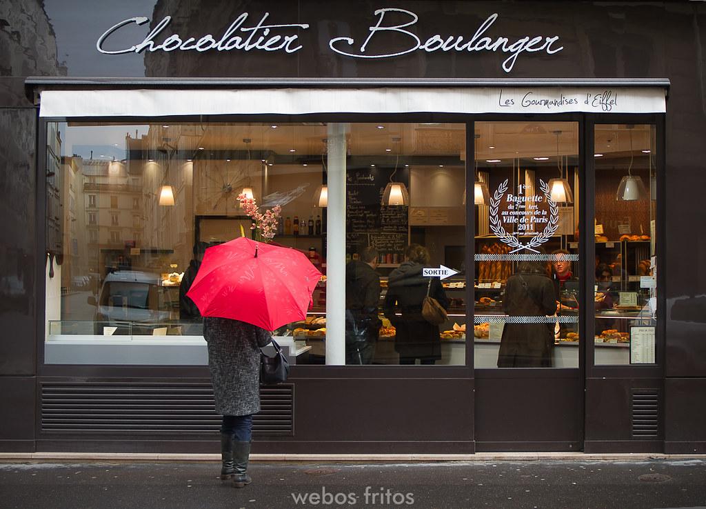 Chocolatier Boulanger Les Gourmandises d'Eiffel