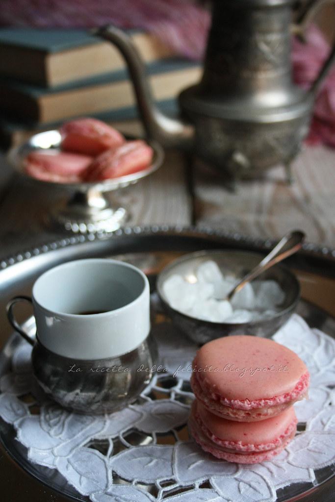 macarons pink1