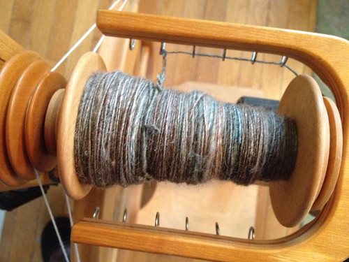 Spinning in Progress - Matchless