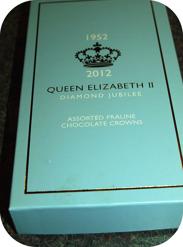 House of Dorchester Jubilee Chocolates