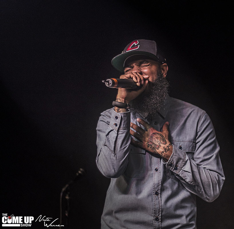 Stalley, Rich Kidd, The Antiheroes, Ngajuana @ Apk Live