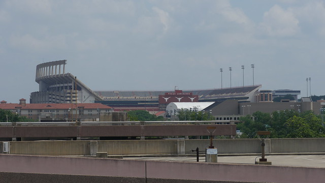 Darrell K Royal-Texas Memorial Stadium