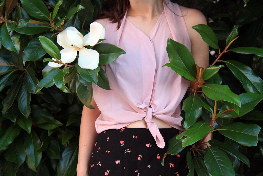 magnolia silk