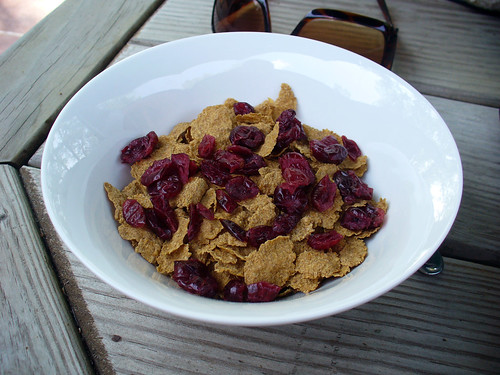 2012-06-06 - Bran Flakes with Cranberries - 0001