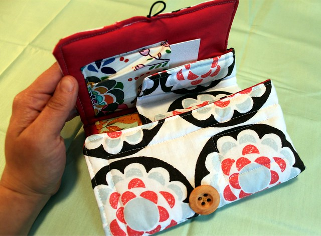 A Make-up Pouch from Jodi