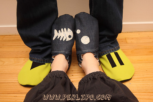 Family slippers