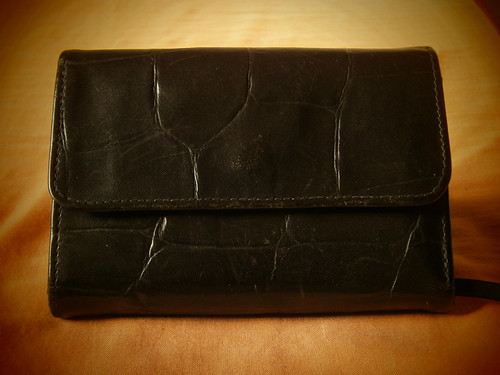 vintage mulberry congo leather wallet agenda manila philippines