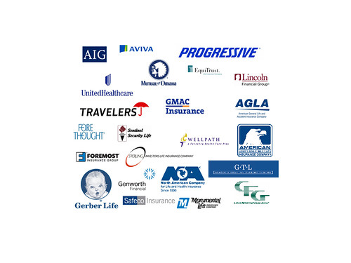 Over 40 insurance companies to choose from