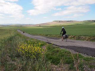 Campiña cycling