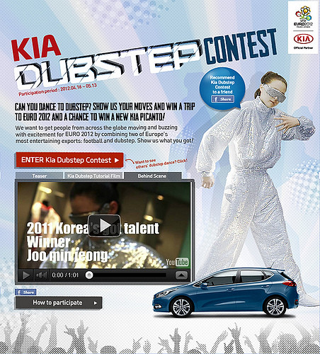 kia dubstep contest