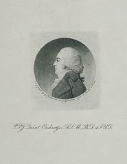 <p>Portret van Pieter Philip Jurriaan Quint Ondaatje, volksleider te Utrecht, Prent , 19de eeuw, naar een tekening van Fouquet uit ca. 1785.  Coll. Het Utrechts Archief.</p>