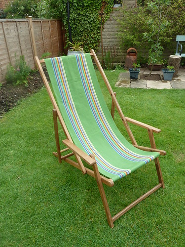Deck chair - done!