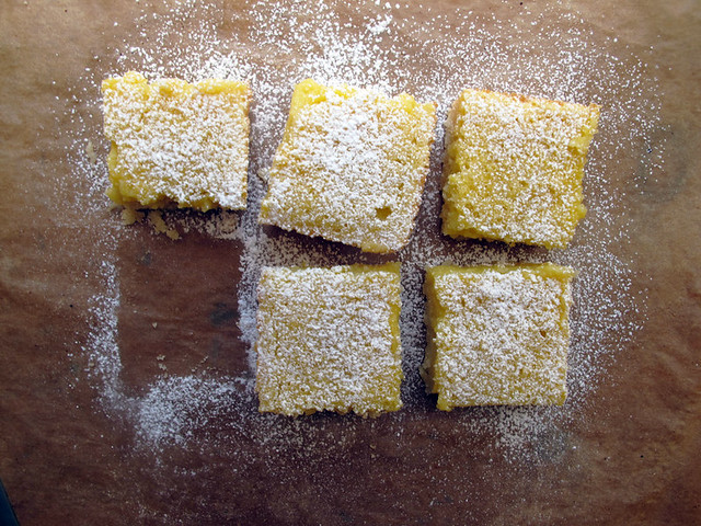 Lemon Bar Recipe