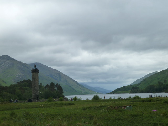 Glenfinnan Monument, Highlands