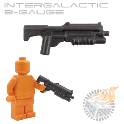 Intergalactic 8-Gauge - Carbon