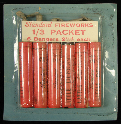 Little Demon Bangers by Standard Fireworks