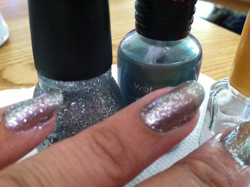 My nails newly done