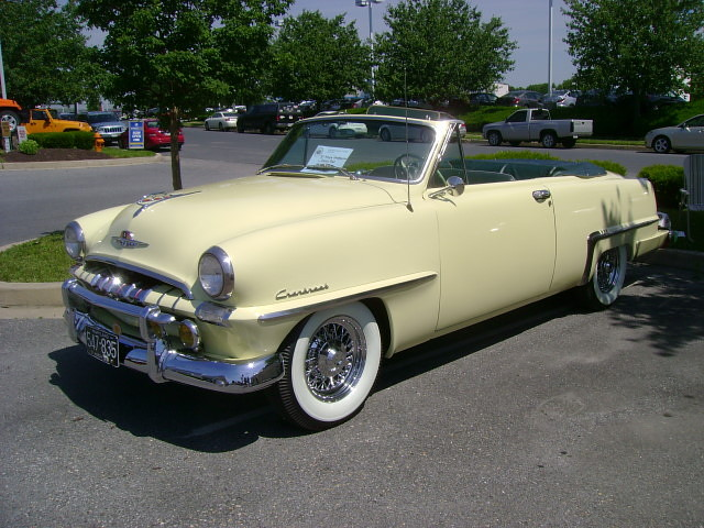 1953 Plymouth Cranbrook Convertible Flickr Photo Sharing