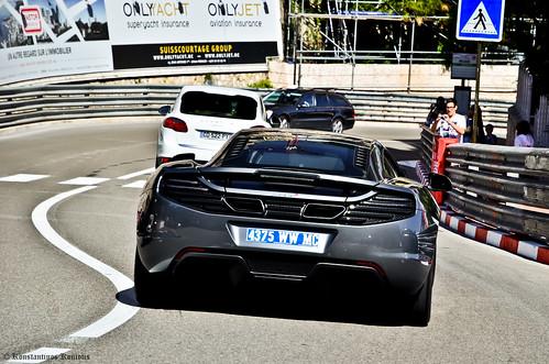 McLaren Project 4