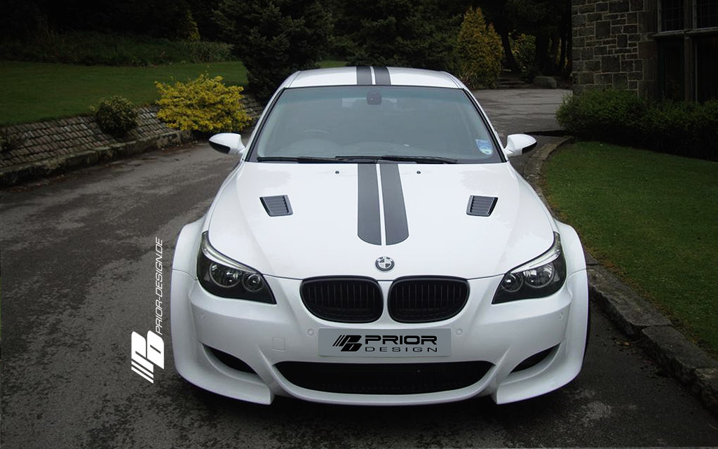 bmw e60 5 series pd widebody aero kit 6speedonline. Black Bedroom Furniture Sets. Home Design Ideas
