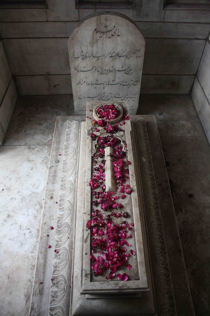 City Monument – Mirza Ghalib's Tomb, Nizamuddin Basti