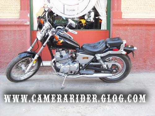 Honda Rebel Honda u Honda CMX250C by [º(O) ] Camerarider by [º(o) ] Camerarider