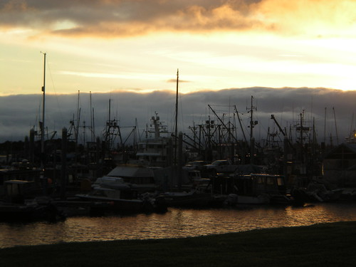 Sunset Sitka, AK