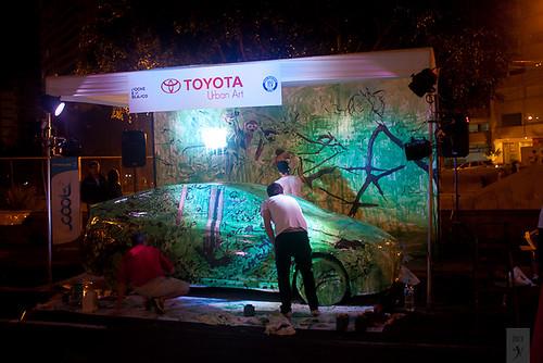 Noche en Blanco Lima 2012