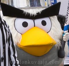 Hockey Bird - Suomikiekko kiertue 2012