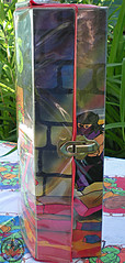 "Tara Toy Corp. :: ""TEENAGE MUTANT NINJA TURTLES"" - COLLECTORS CASE vii (( 1988 ))"